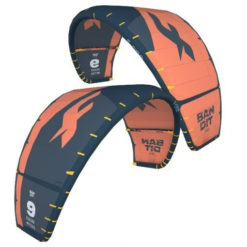 zenlifestyle-f-one-kite-bandit-2021-papaya