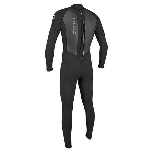 zenlifestyle-wetsuit-o-neill-reactor-II-3-2-mm-back-zip-back-black