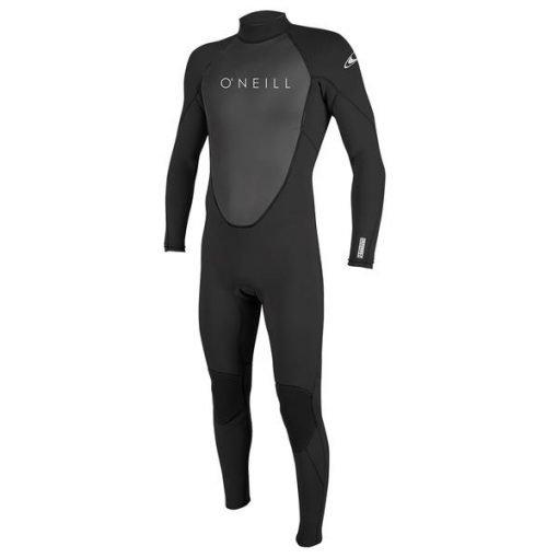 zenlifestyle-wetsuit-o-neill-reactor-II-3-2-mm-back-zip-front-black